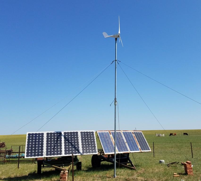 乌拉盖旗2013解决人畜饮水安全项目