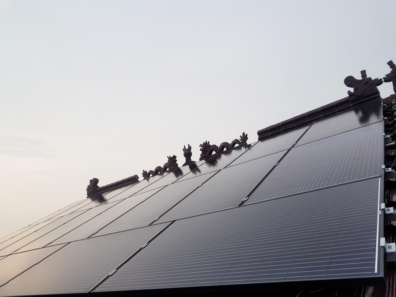 分布式太阳能发电并网系统